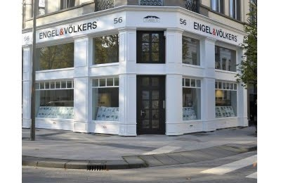 Engel & Völkers Antwerp Flagship Store Nominated for Branding Award
