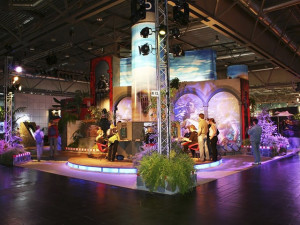 Guildwars booth